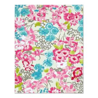 painel floral de augarela card