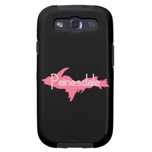 Painesdale, Michigan Samsung Galaxy S3 Protectores
