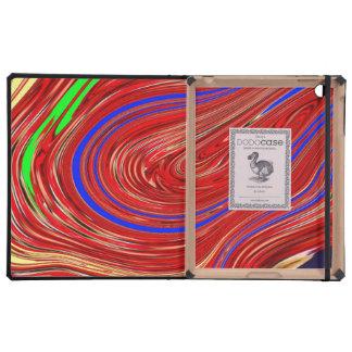 paint1 remolinado frecuencia intermedia iPad coberturas