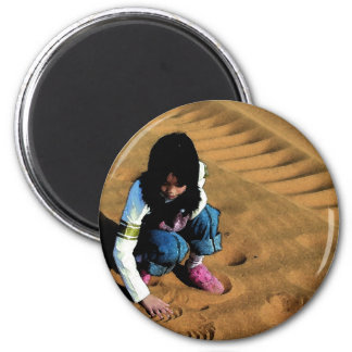 Paint 2 Inch Round Magnet