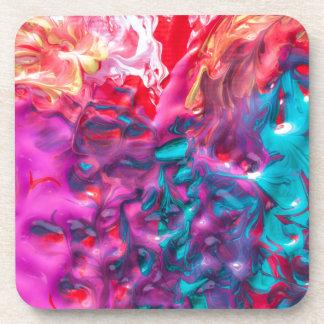 paint-358428 RANDOM ABSTRACT DIGITAL REALISM  pain Coasters