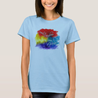 Paint a Rainbow in your Heart T-Shirt