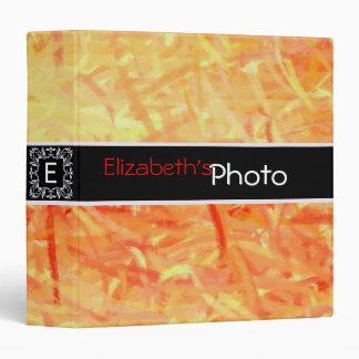 Paint Acrylic Abstract Album Photo #6 Binder