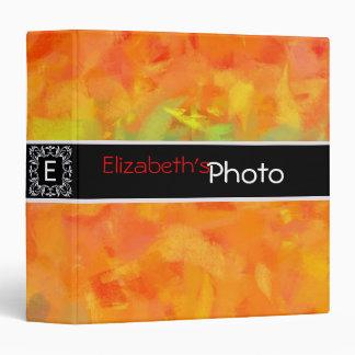 Paint Acrylic Abstract Album Photo #8 Binder