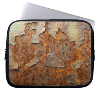 Paint and Rust Laptop Bag Laptop Sleeve