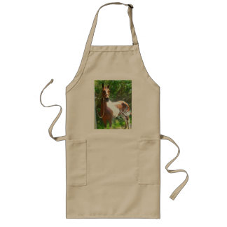 Paint Bath Long Apron