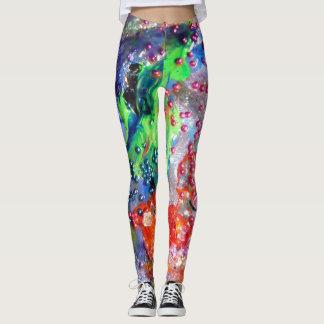 Paint & Bling! Leggings