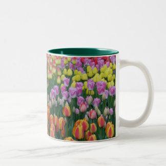 Paint Box Two-Tone Coffee Mug