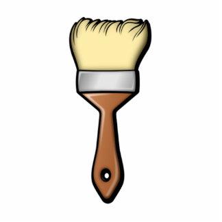 Paint Brush Cutout
