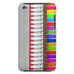 Paint Brushes Barely There iPod Cover