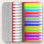 Paint Brushes Coasters