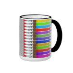 Paint Brushes Coffee Mugs