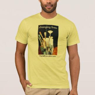 Paint Brushes - Customized T-Shirt