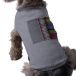 Paint Brushes Doggie Tshirt