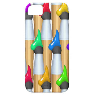 Paint Brushes iPhone 5 Cover