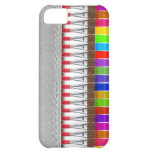 Paint Brushes iPhone 5C Covers