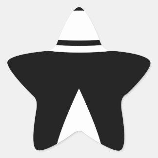 Paint Bucket Icon Star Sticker