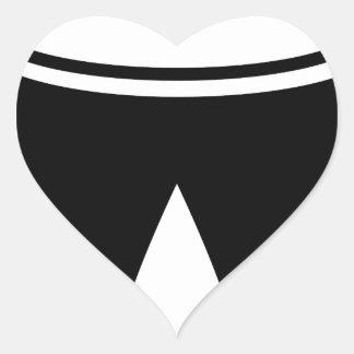 Paint Bucket Icon Heart Sticker