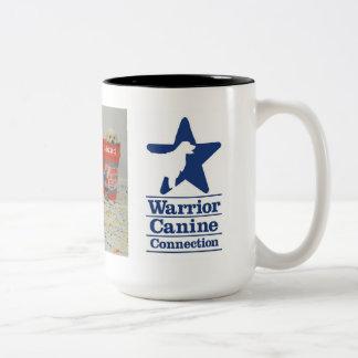 Paint Bucket Puppies Mug