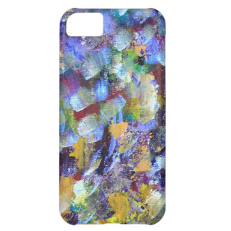 Paint Cloth iPhone 5C Cover