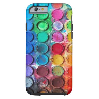 Paint Color Box iPhone 6 case