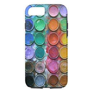 Paint Color Box iPhone 7 case