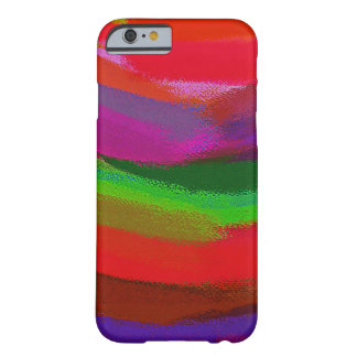 Paint Color Splatter Brush Stroke #11 Barely There iPhone 6 Case