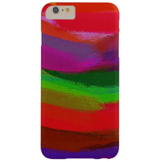 Paint Color Splatter Brush Stroke #11 Barely There iPhone 6 Plus Case