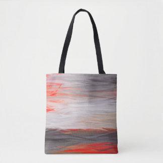 Paint Color Splatter Brush Stroke #11 Tote Bag