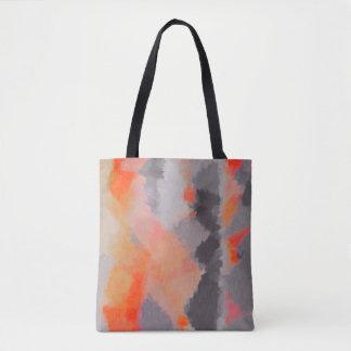 Paint Color Splatter Brush Stroke #27 Tote Bag