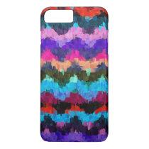 Paint Color Splatter Brush Stroke iPhone 7 Plus Case