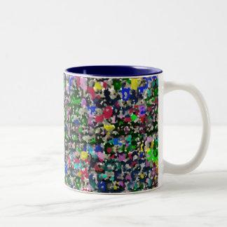 Paint Dabs Mug