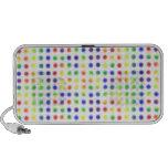 Paint Dot Doodle Notebook Speaker