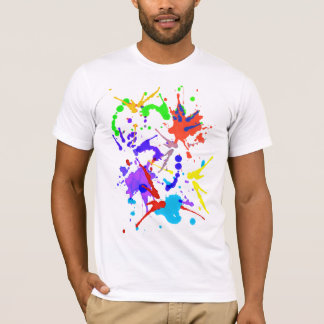 Paint Fight T-Shirt