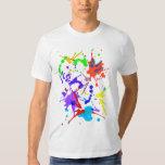 Paint Fight Tee Shirt