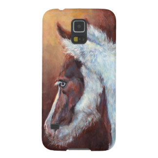 Paint foal galaxy s5 case