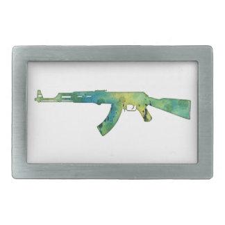 Paint Gun Belt Buckle