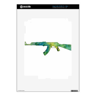 Paint Gun Skins For The iPad 2