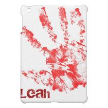 paint hand funky casing iPad mini cases