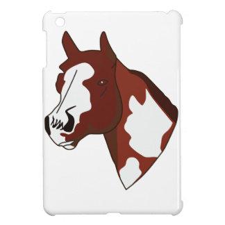 Paint Head iPad Mini Cases