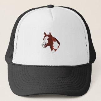 Paint Head Trucker Hat