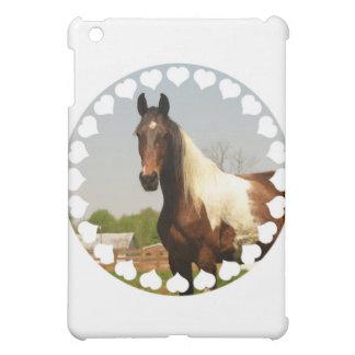 paint-horse-12 iPad mini cover