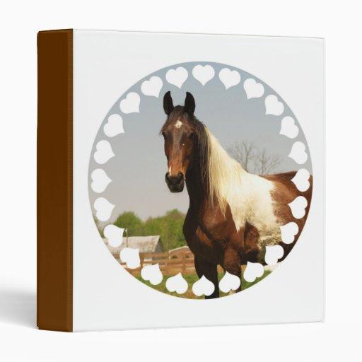 Paint Horse Binder