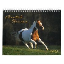 Paint Horse Calendar