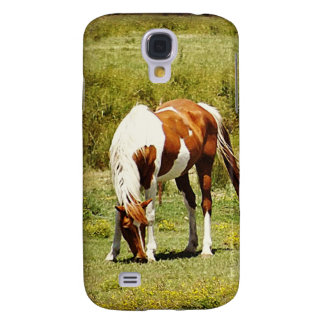 Paint Horse Samsung Galaxy S4 Case