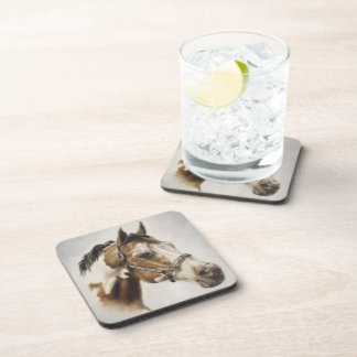 Paint Horse Coasters