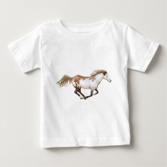 Paint Horse, Dixie Baby T-Shirt