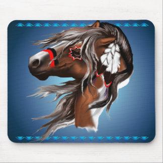 Paint Horse Dreamcatcher Mousepad