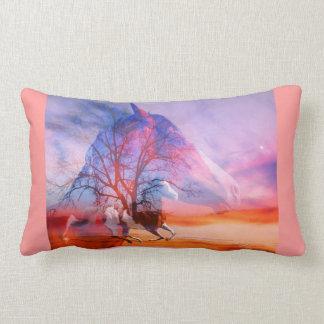 Paint Horse dreams MoJo Pillow