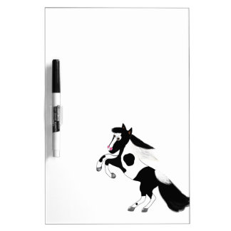 Paint Horse Dry Erase Board